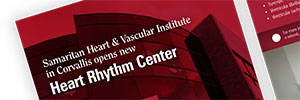 Heart Rhythm Center Flyer